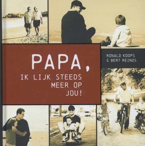 Papa, ik lijk steeds meer op jou! (Hardcover)