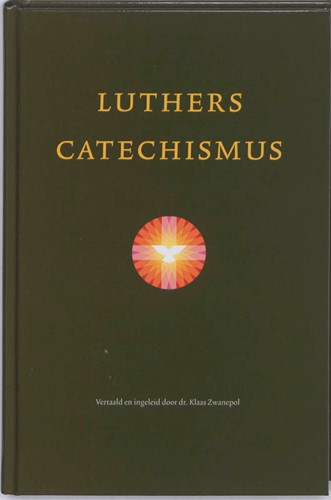 Luthers catechismus (Hardcover)