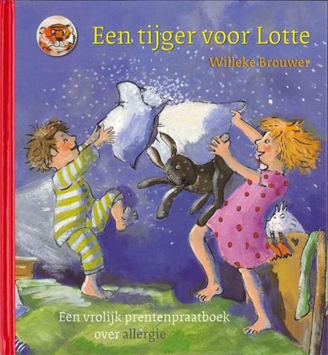 Een tijger voor Lotte (Hardcover)