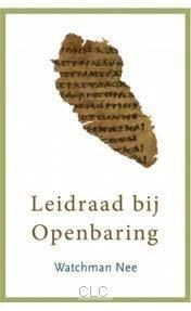 Leidraad bij Openbaring (Boek)