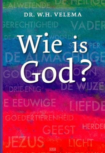 Wie is God (Boek)