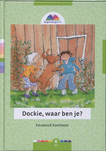 Dockie, waar ben je? (Hardcover)