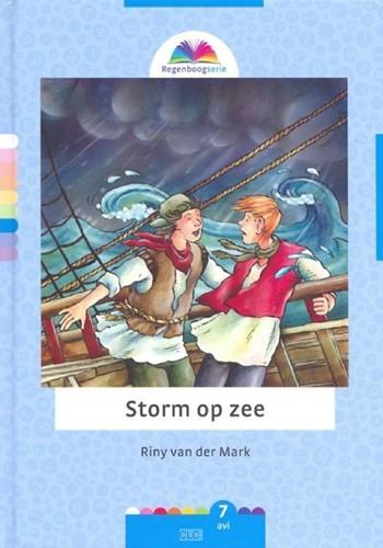 Storm op zee (Hardcover)