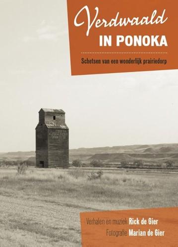 Verdwaald in Ponoka (Boek)