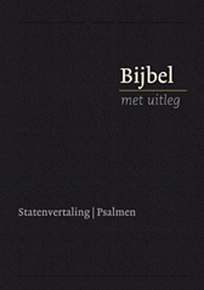 Bijbel met uitleg - klein (Leer/Luxe gebonden)