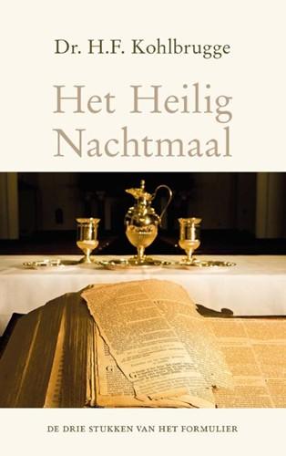 Het heilig nachtmaal (Boek)