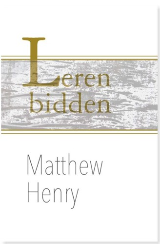 Leren bidden (Hardcover)