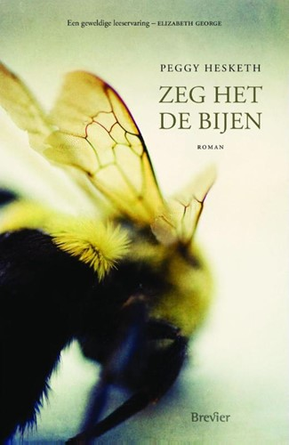 Zeg het de bijen (Boek)