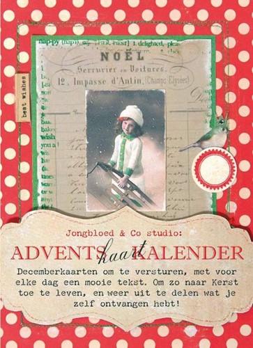 Adventskaartkalender (Kalender)