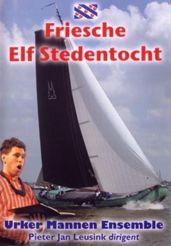 Friesche elfstedentocht (DVD)