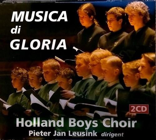 Musica di Gloria (CD)