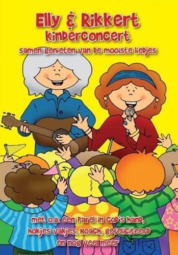 Een live kinderconcert (Boek)