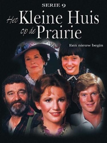 Kleine huis op de prairie (Serie 9) (DVD)