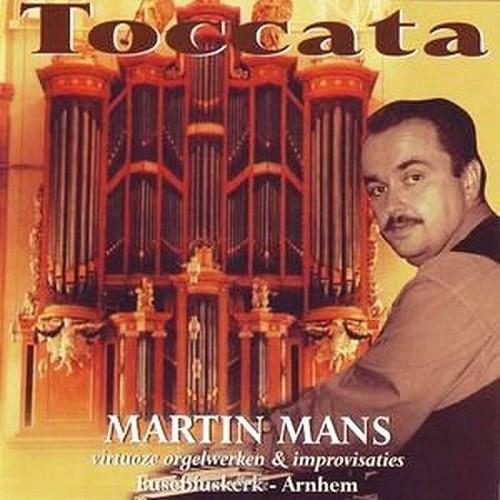 Toccata (CD)