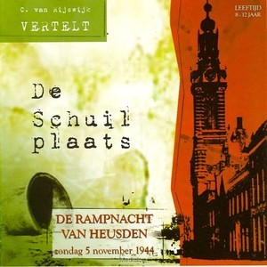 De Schuilplaats LUISTERBOEK (CD)