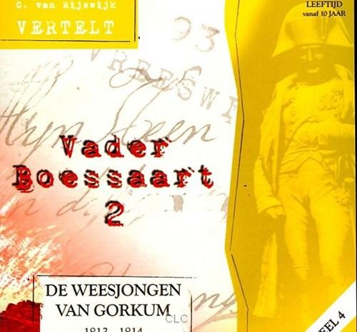 Vader Boessaart 2 LUISTERBOEK (CD)