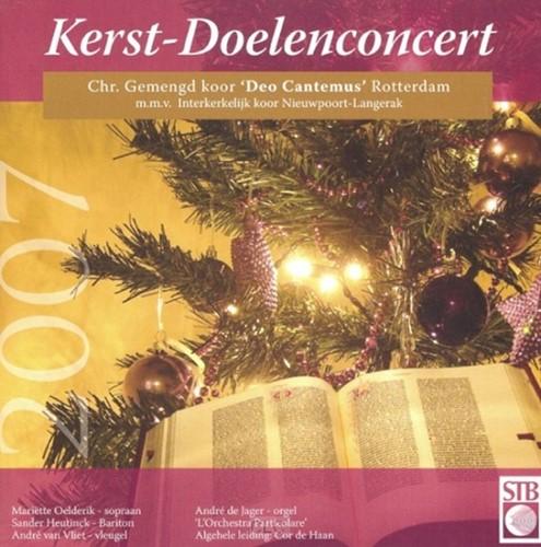 Kerstdoelen concert 2007 (CD)