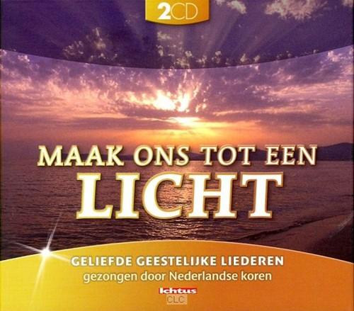 Maak ons tot een licht (CD)