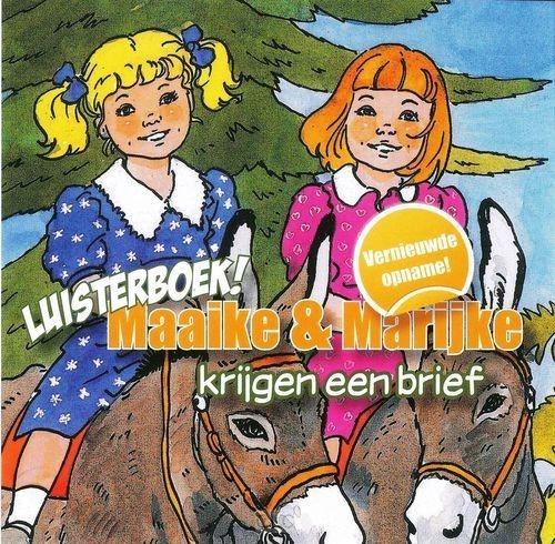Maaike en Marijke krijgen een brief LUISTERBO (CD)
