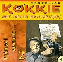 Kokkie 2 niet zien en toch luisterboek (Boek)