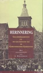 Herinnering (CD)