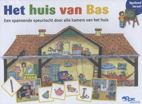 Het huis van Bas (Spel)