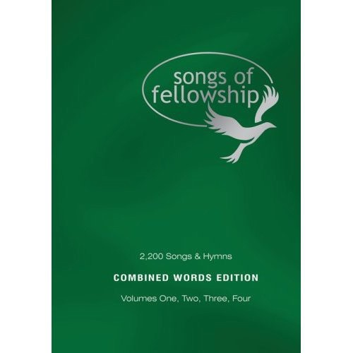 Songs of fellowship combined words (Paperback)