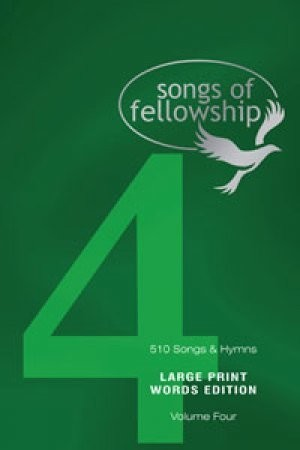 Songs of fellowship 4 words large p (Paperback)
