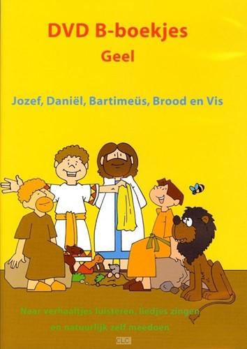 B-boekjes geel (DVD-rom)