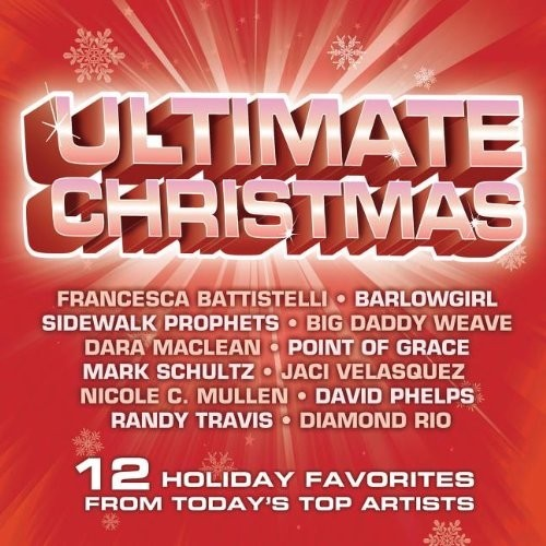 Ultimate christmas (CD)
