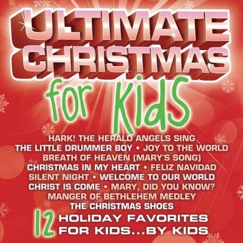 Ultimate christmas for kids (CD)