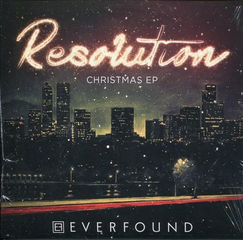 Resolution: christmas ep (CD)