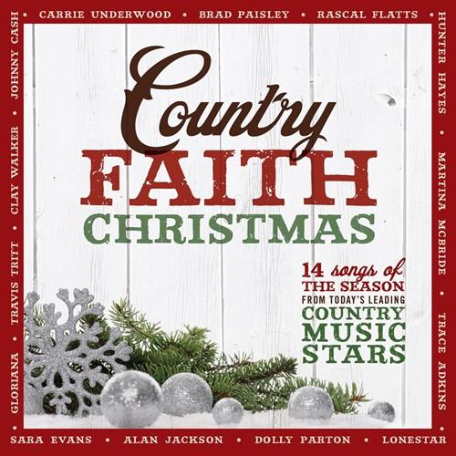 Country faith christmas (CD)