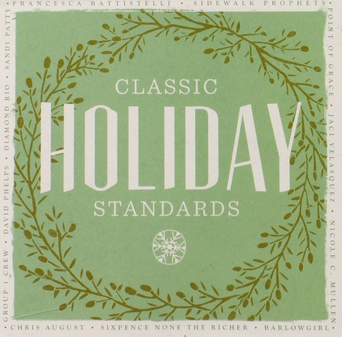 Classic holiday standards (CD)