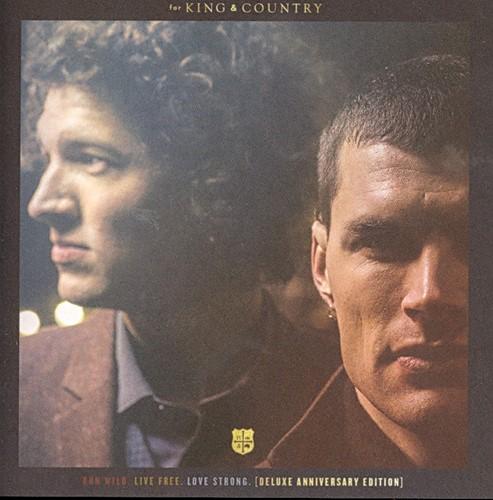 Run wild live free (ann. edition) (CD)