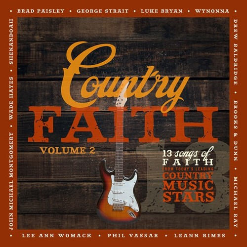 Country faith vol. 2 (CD)