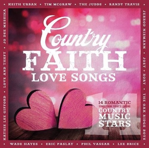 Country Faith Love Songs (CD)