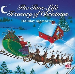 Treasury of christmas: holiday memory (CD)