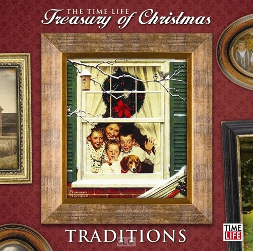 Treasury of Christmas: traditions (CD)