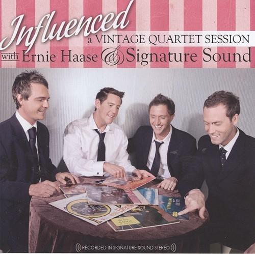 Influenced, a vintage quartet sessi (CD)