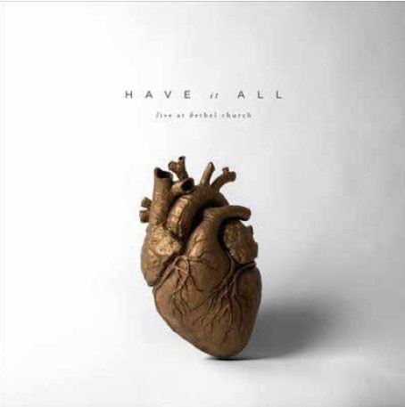 Have it all (Live) (CD)