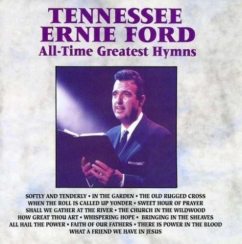 All time greatest hymns (CD)