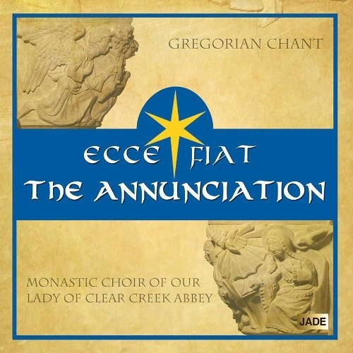 Ecce fiat - the annunciation (CD)