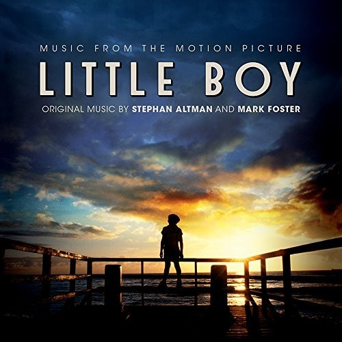 Little boy motion picture soundtrac (CD)