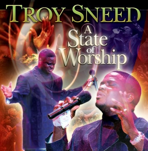 A state of worship (CD)
