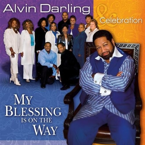 My blessing is on the way cd (CD)