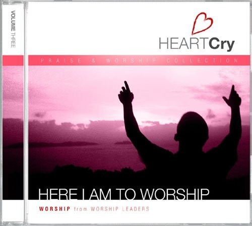 Heartcry: Here i am to worship (CD)