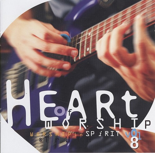 Heart of worship 8 (CD)