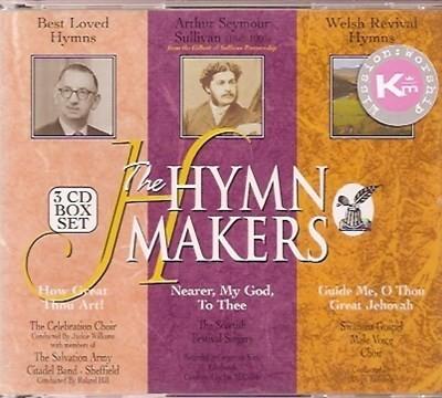Hymnmakers box set 1 (CD)