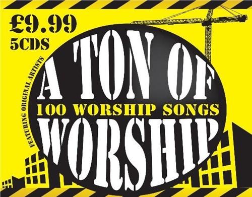 Ton of worship (CD)